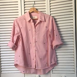 Fun THE GREAT Button Up
